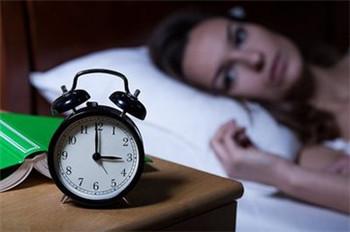 失眠症患者的五个表现是什么